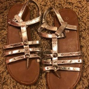 Sandals from Payless